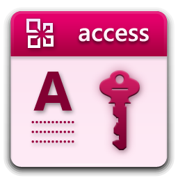 microsoft access png image.