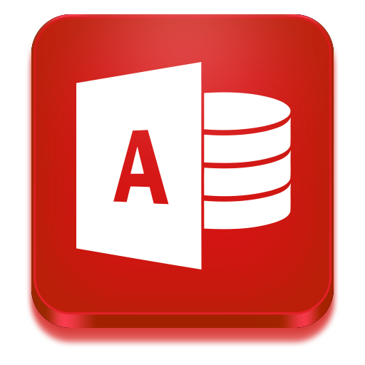 Download MS Access PNG File.