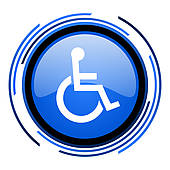 Accessibility Stock Illustrations.