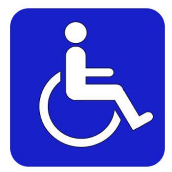 Logo For Handicap Accessible.