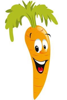 Vegetable Clip Art for Kindergarten Worksheets.