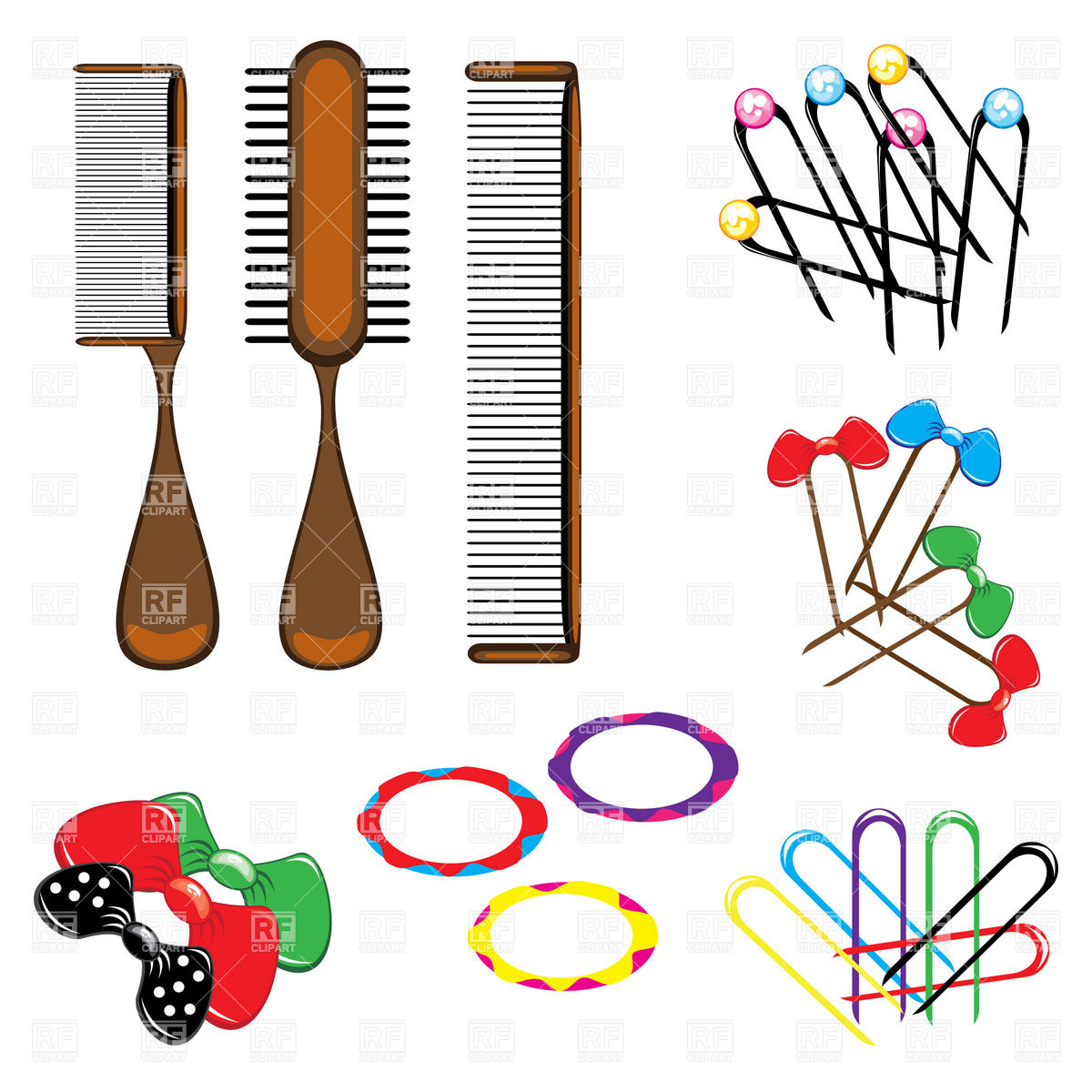 Clipart accessories.
