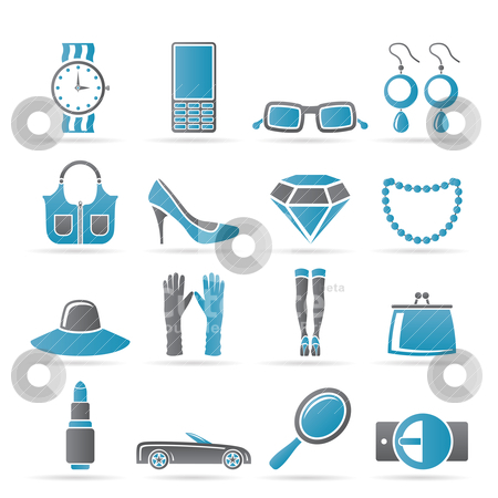Accessories Clipart.
