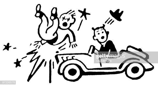 30 Top Traffic Accident Stock Illustrations, Clip art, Cartoons.