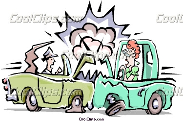Accident Clipart Page 1.