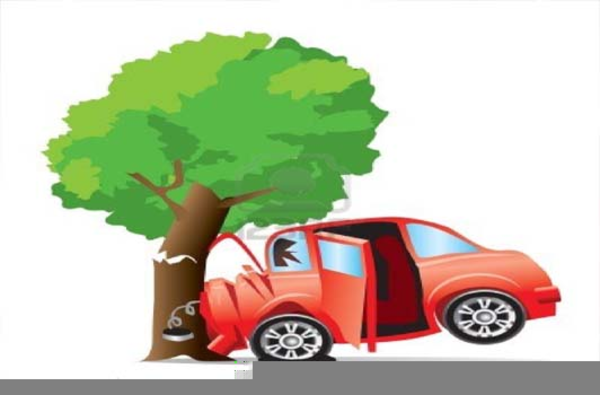 270 Car Accident free clipart.