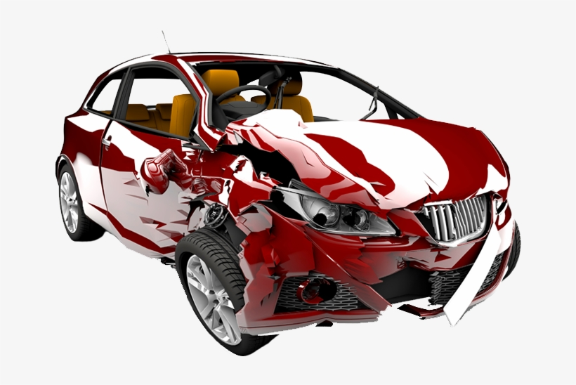 Car Accident Png File.