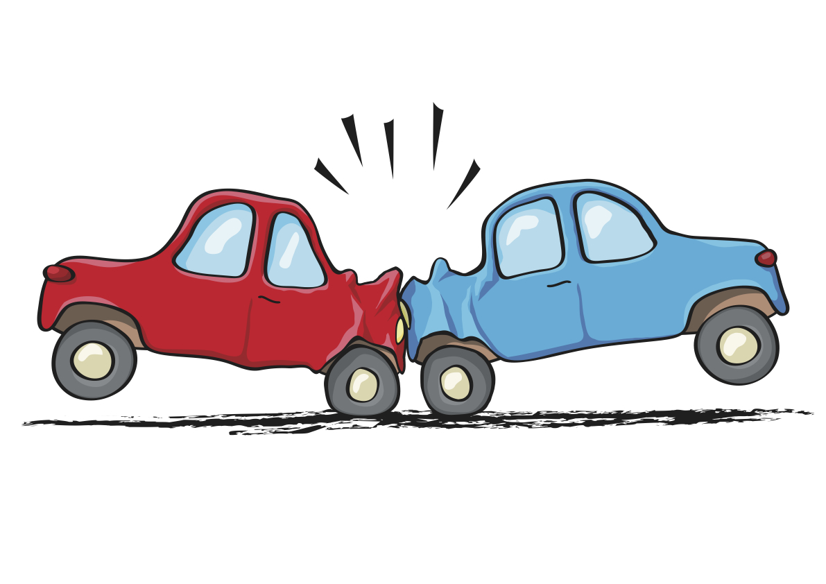 Before And After Accident Clipart.