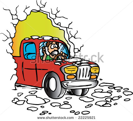 Truck Accident Clipart.