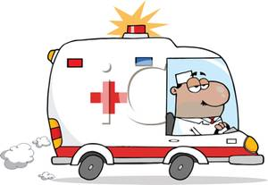 Vehicle Accident Clipart.