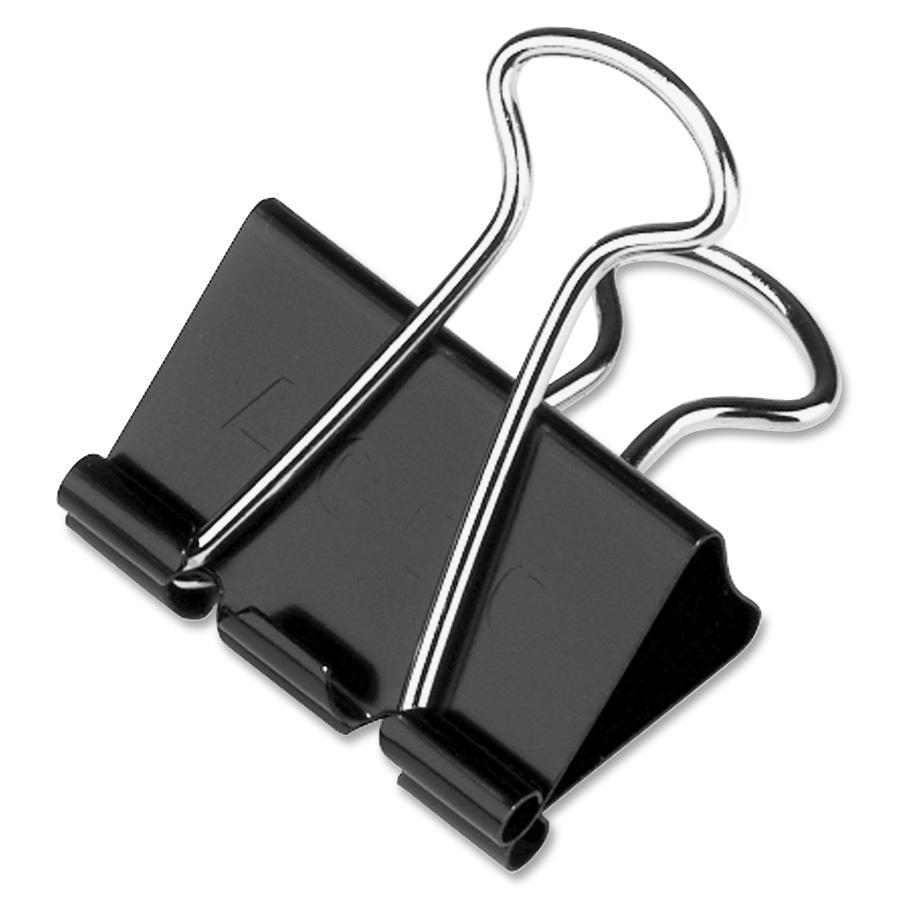 Binder clip clipart.