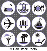 Accommodation Clip Art and Stock Illustrations. 7,926.