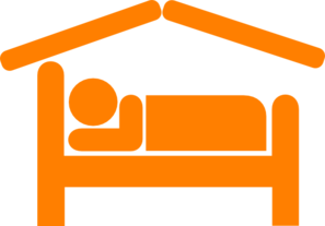 Accommodations clipart.