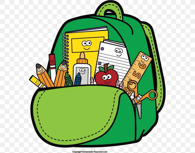 School Student Blog Clip Art, PNG, 575x645px, Backpack.