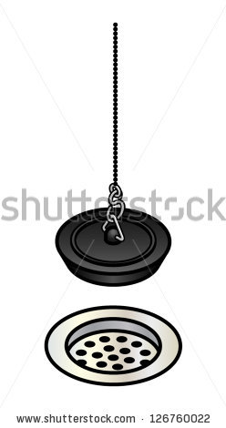 Plug Hole Stock Images, Royalty.