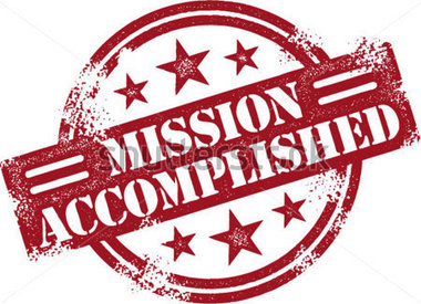 Missions clipart mission accomplished, Missions mission.