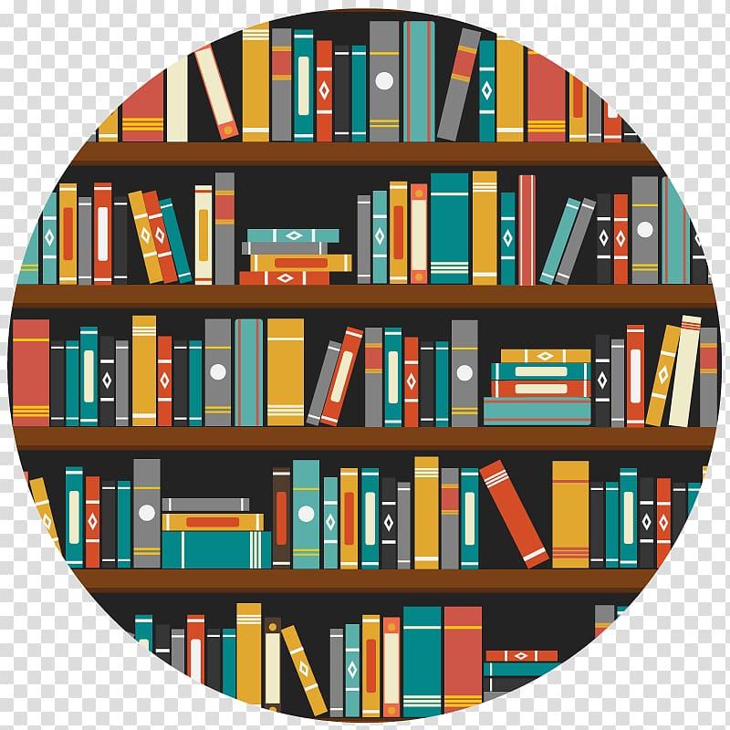 Digital library , Community transparent background PNG.