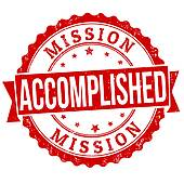 Accomplishment Clip Art.