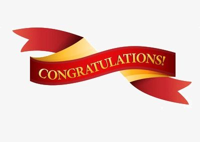 Congratulations Banners, Banners Clipart, Ribbon, Joyousred.