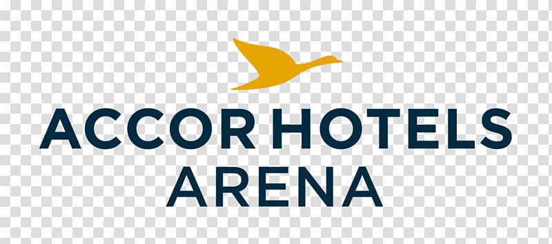 AccorHotels Arena Flogo Brand, arema transparent background.
