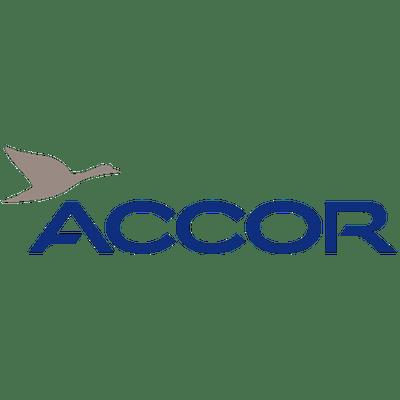 Accor Logo transparent PNG.
