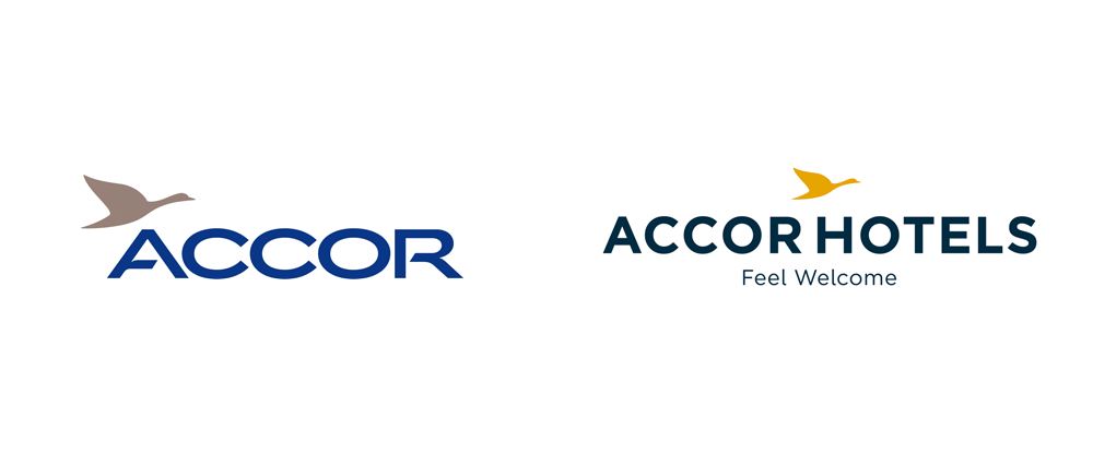 Brand New: New Name, Logo, and Identity for AccorHotels by W&CIE.
