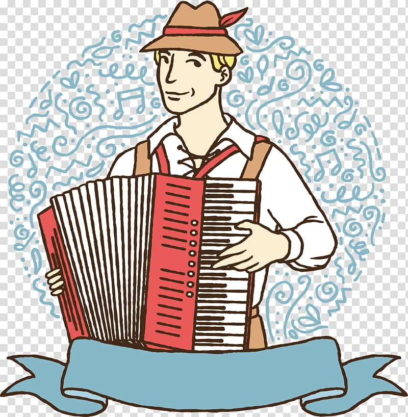 Diatonic button accordion Euclidean Music, Accordion man.