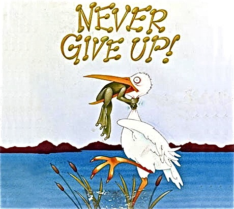 Perseverance Clipart.