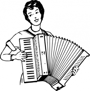 Accordion Clip Art Download.