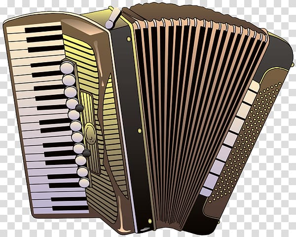 Accordion Musical Instruments , Accordion transparent.
