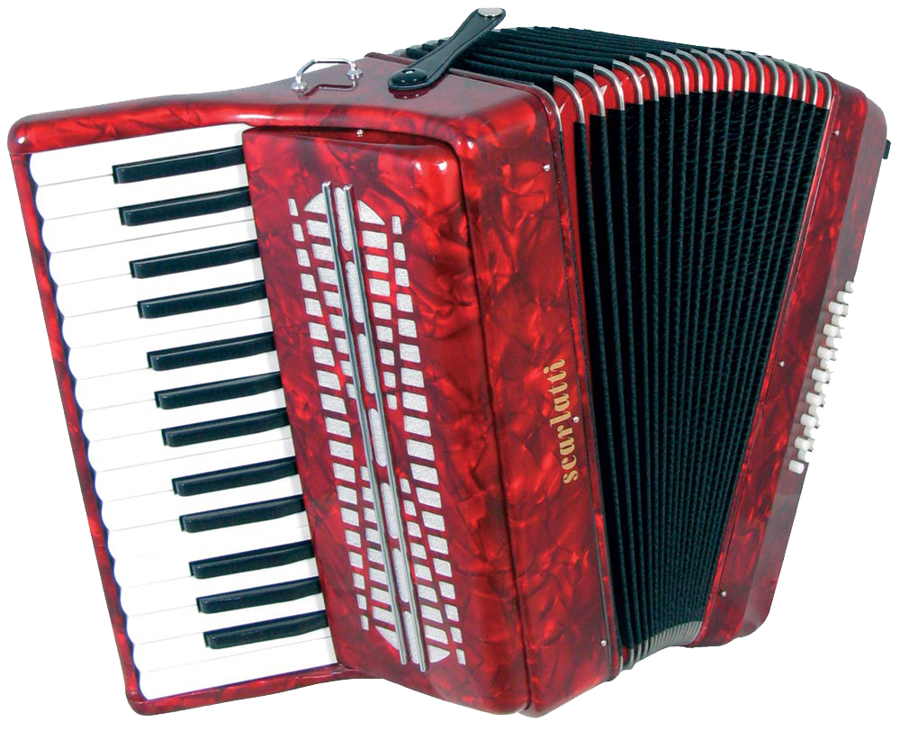 Download Accordion PNG Clipart 1.
