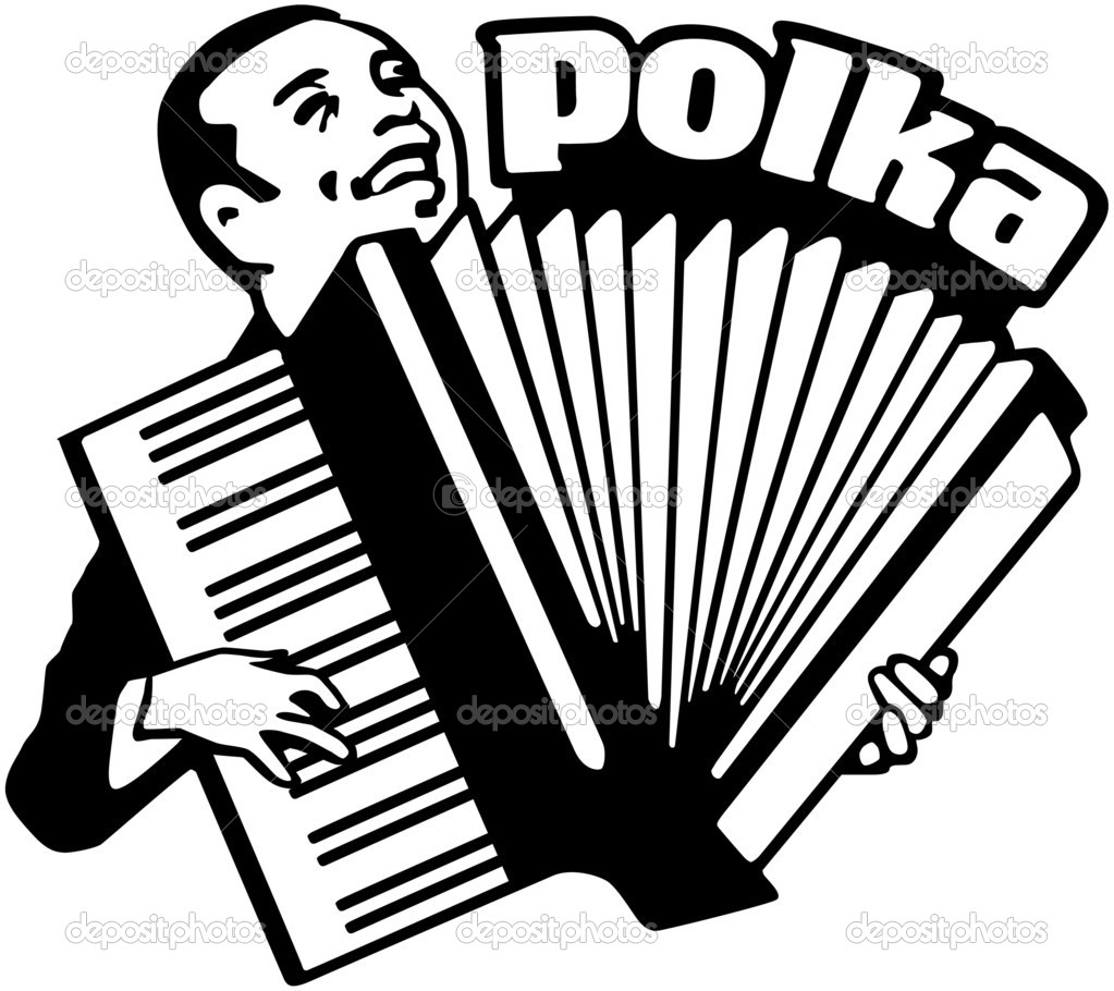 Clipart accordion.