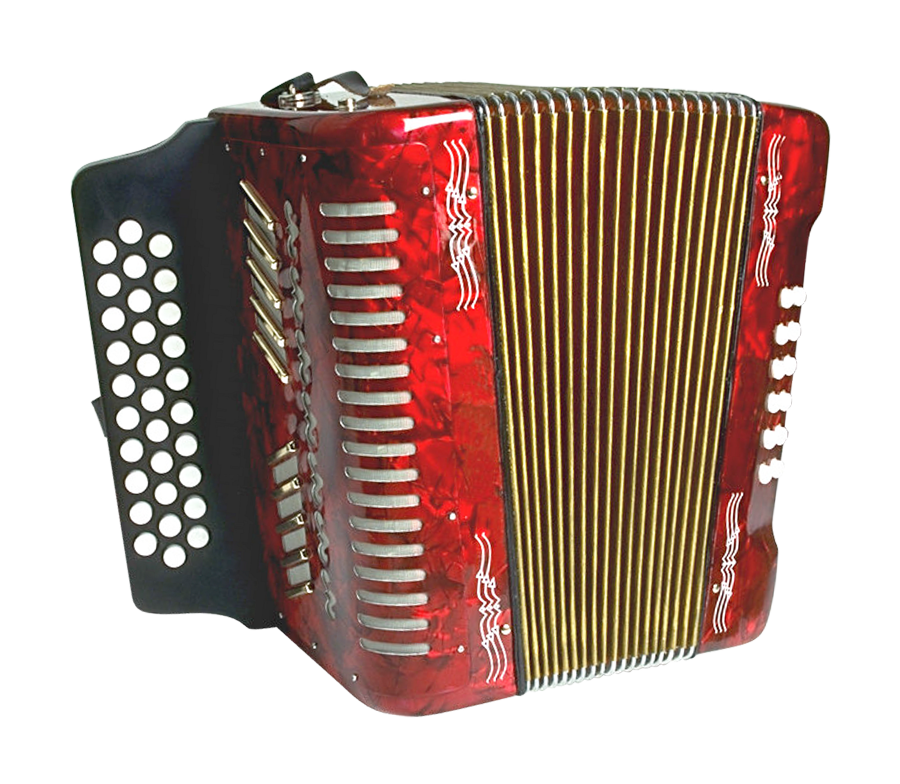 Accordion PNG Transparent Image 1.
