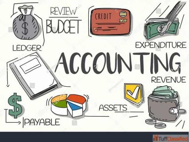 Accounting clipart final account, Accounting final account.
