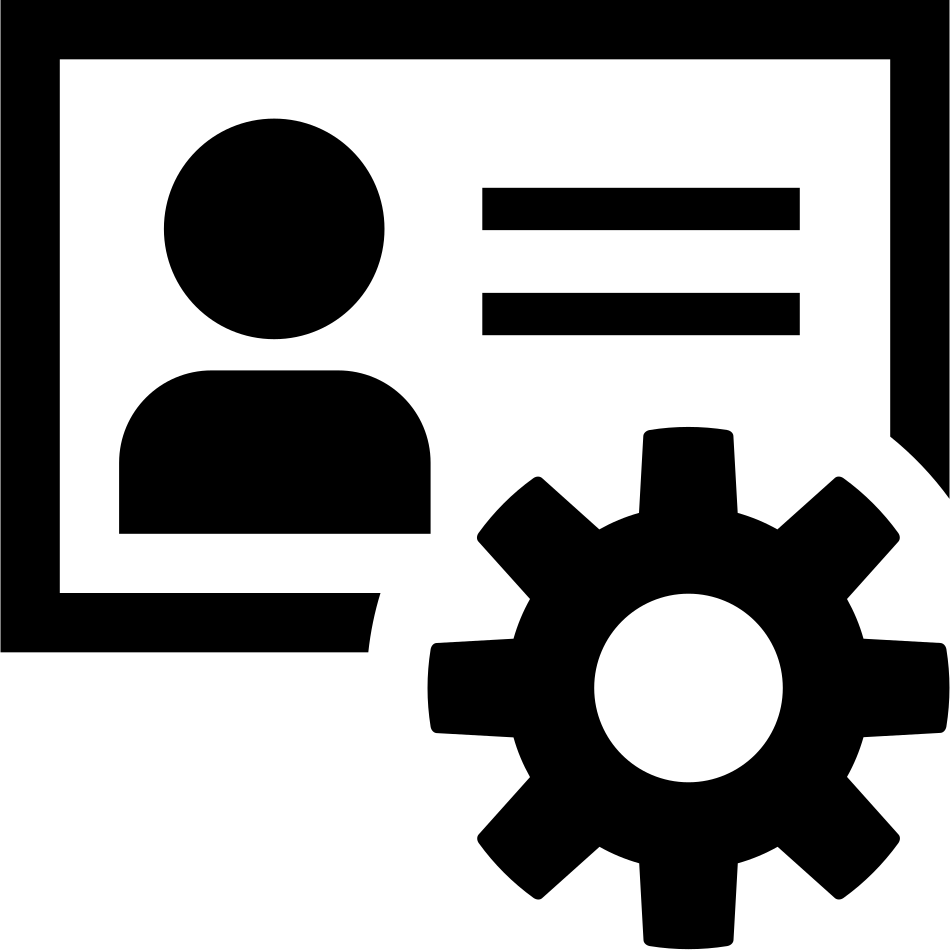 Account Settings Svg Png Icon Free Download (#346537.