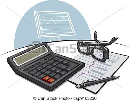 Accountancy clipart #16