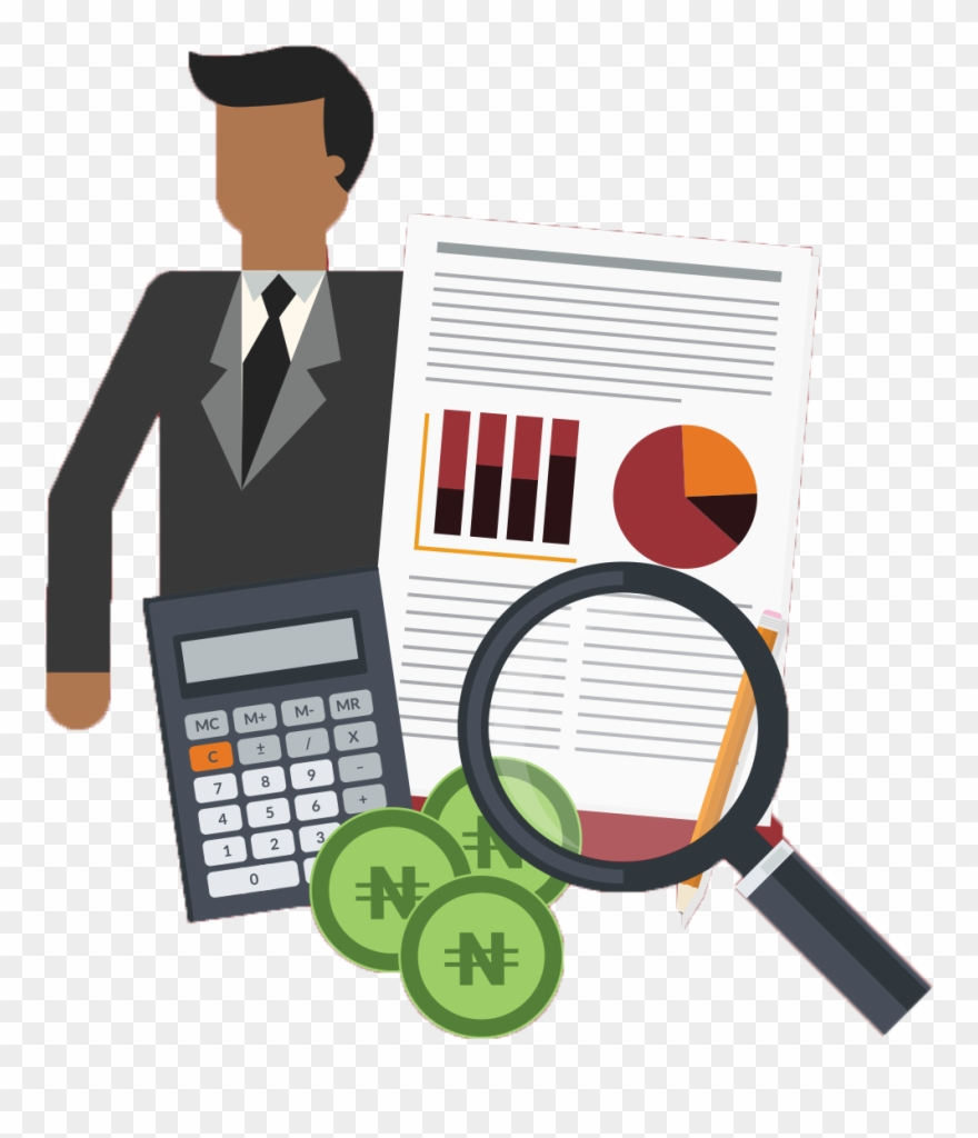 Finance Clipart Accounting Book.