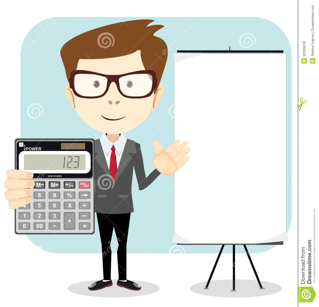 Accountant clipart 5 » Clipart Station.