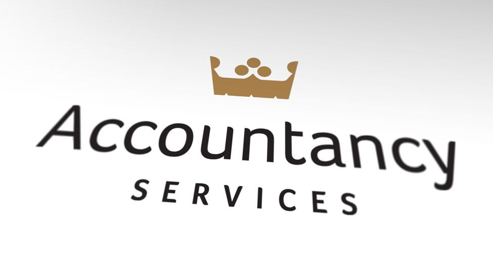 Accountants logo design.