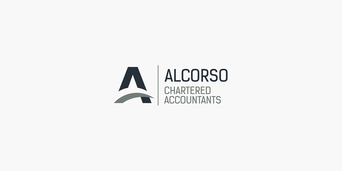 Alcorso Chartered Accountants Logo Design & Branding on Behance.