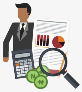 Free Accounting Clip Art with No Background.
