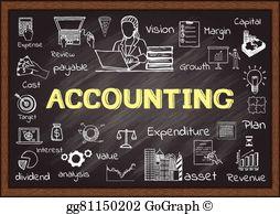 Accounting Clip Art.