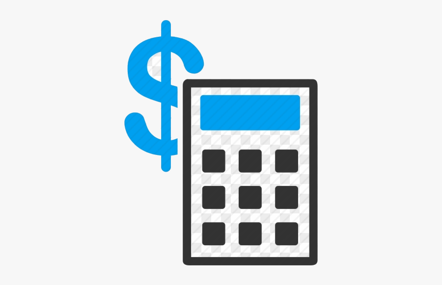 Calculator Clipart Accounting Calculations Icon Free.