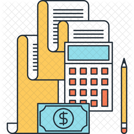 Accounting Icon Png #188678.