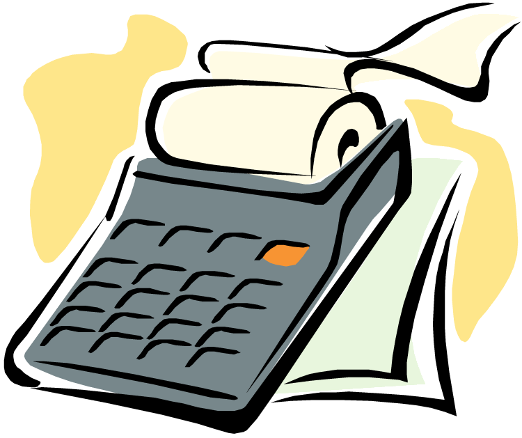Calculator Cliparts Accounting Machines Free Clip Art Accountant.