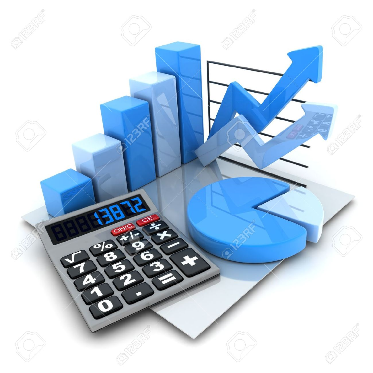 486 Accounting free clipart.