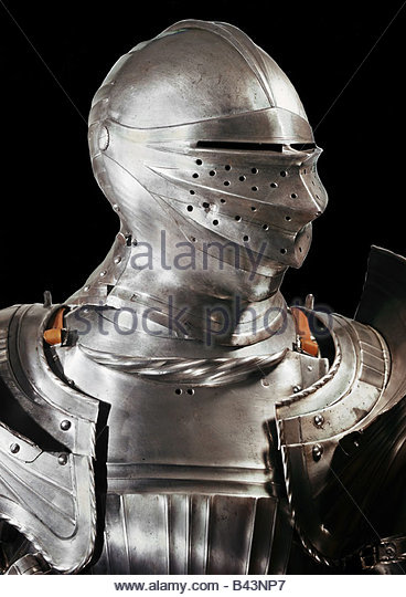 Accouterments of knighthood clipart #12