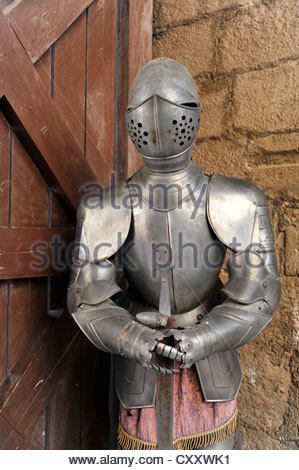Accouterments Of Knighthood Stock Photos & Accouterments Of.