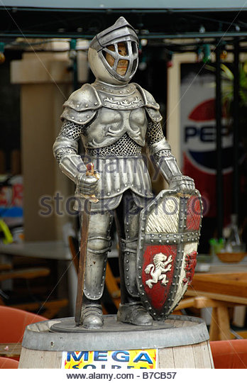 Accouterments of knighthood clipart #14