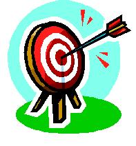 Accuracy Clipart.